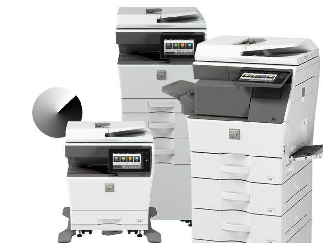 Printer Monochrome Sharp