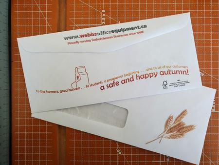 Fall Envelopes